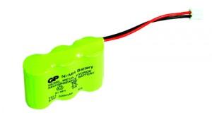 Batterie 3 accus