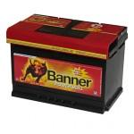 Batterie Démarrage Banner Liquide