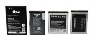 Batteries Mobiles
