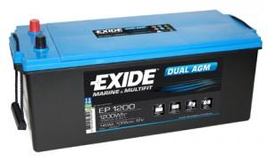 Batterie 130ah décharge lente AGM