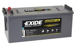 Batterie 180ah décharge lente Gel
