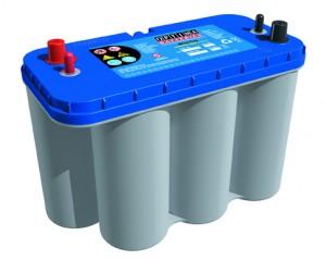 Batterie décharge lente optima AGM