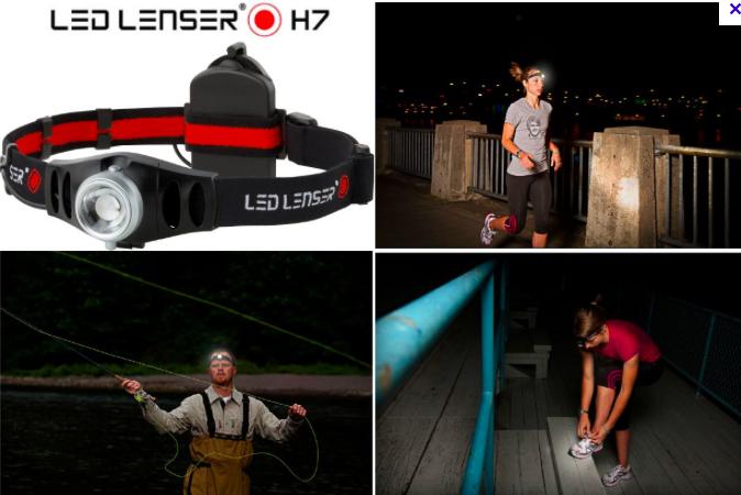 lampes led lenser