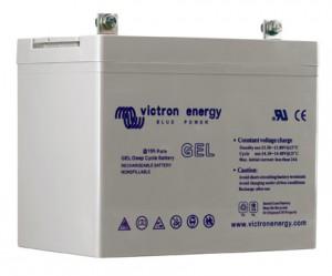 Batterie décharge lente 100ah Gel
