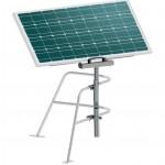 support panneau solaire nautisme balcon