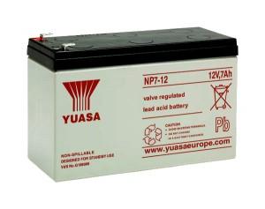 Batterie Yuasa 12-7